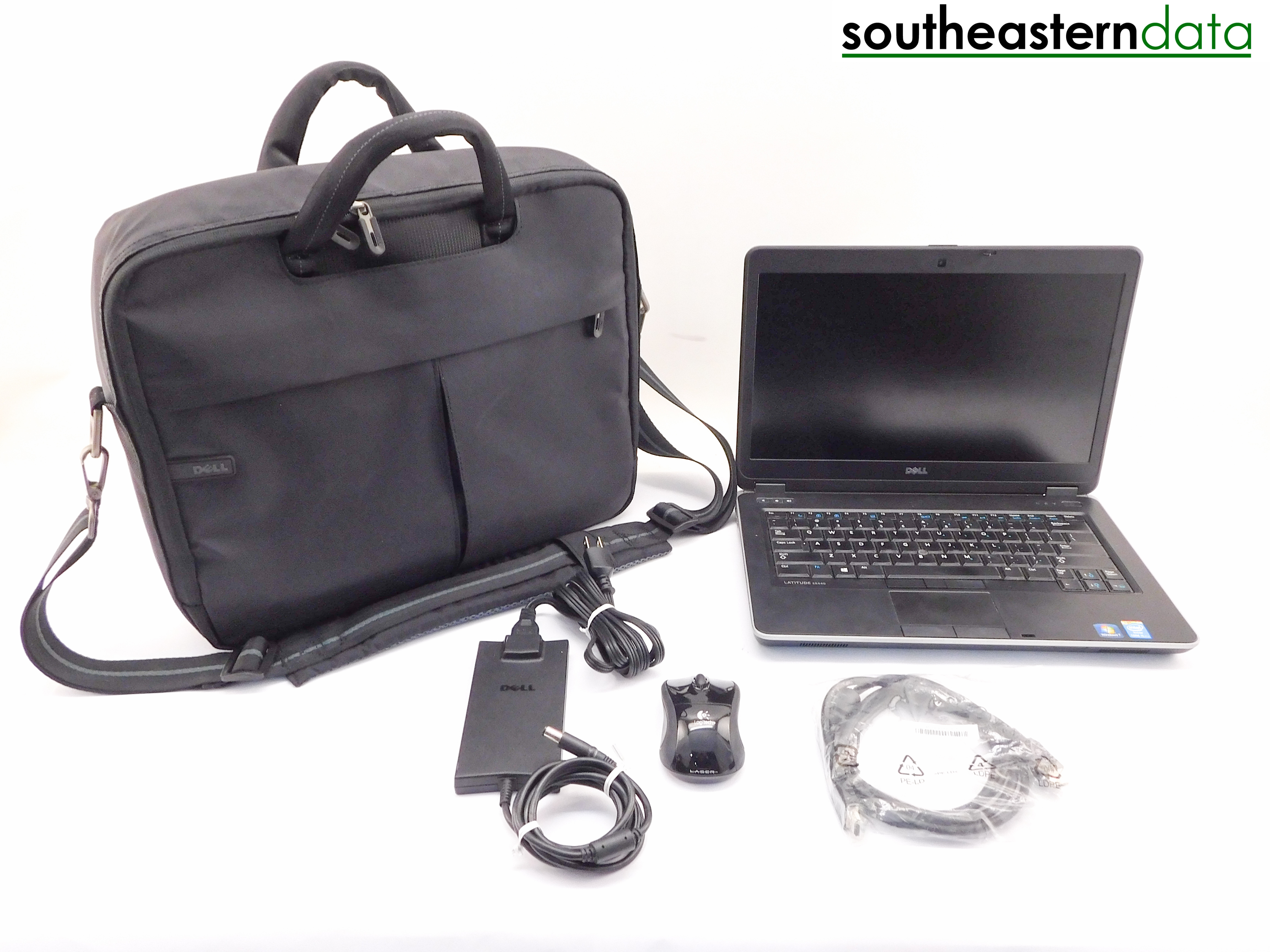Dell Latitude E6440 14' i5-4300M 2.60GHz 8GB RAM 320GB HDD Win 7 Pro