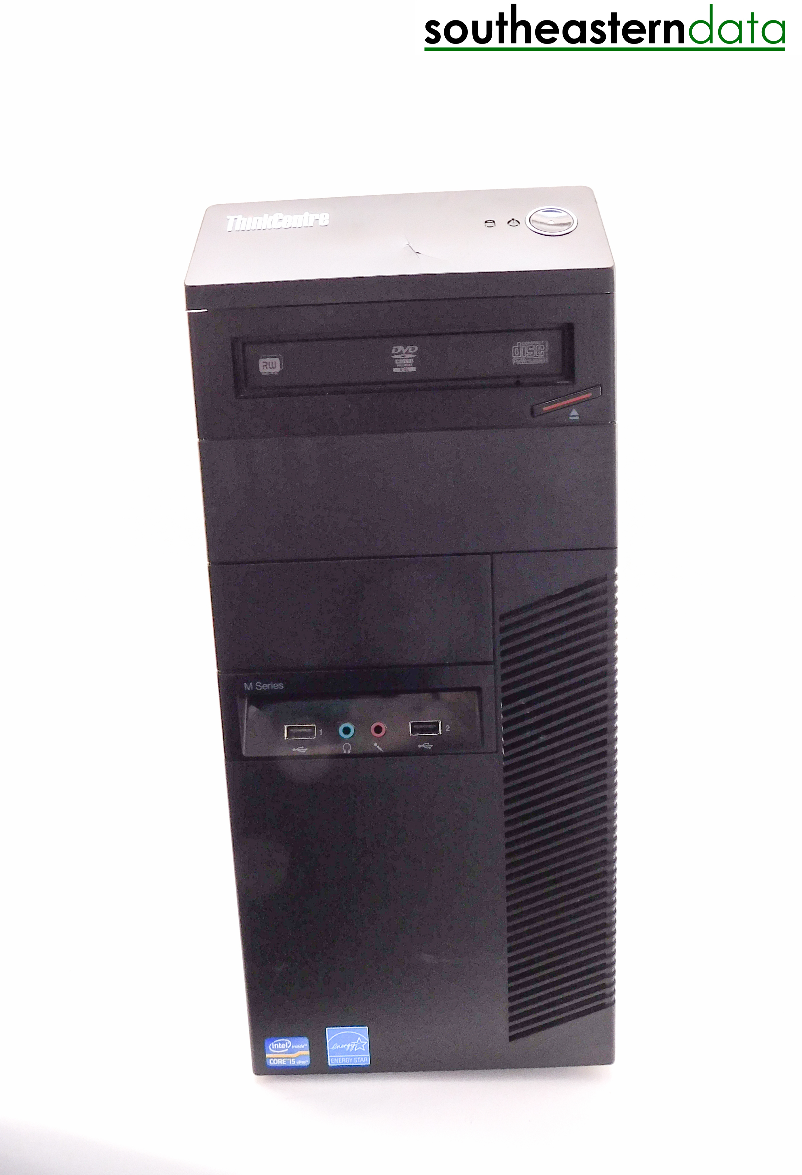 Lenovo ThinkCentre M92p Desktop Core i5-3570 3.40GHz 4GB RAM 250GB HDD Win 8.1 P