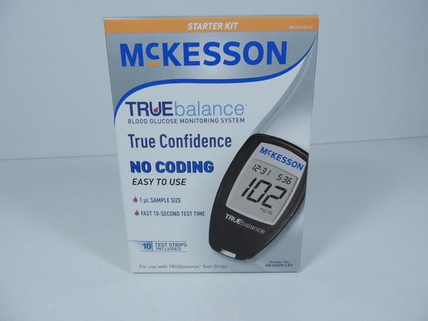 True balance test meter