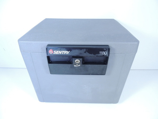 Sentry Safes 1180 Media Security Personal Fireproof File