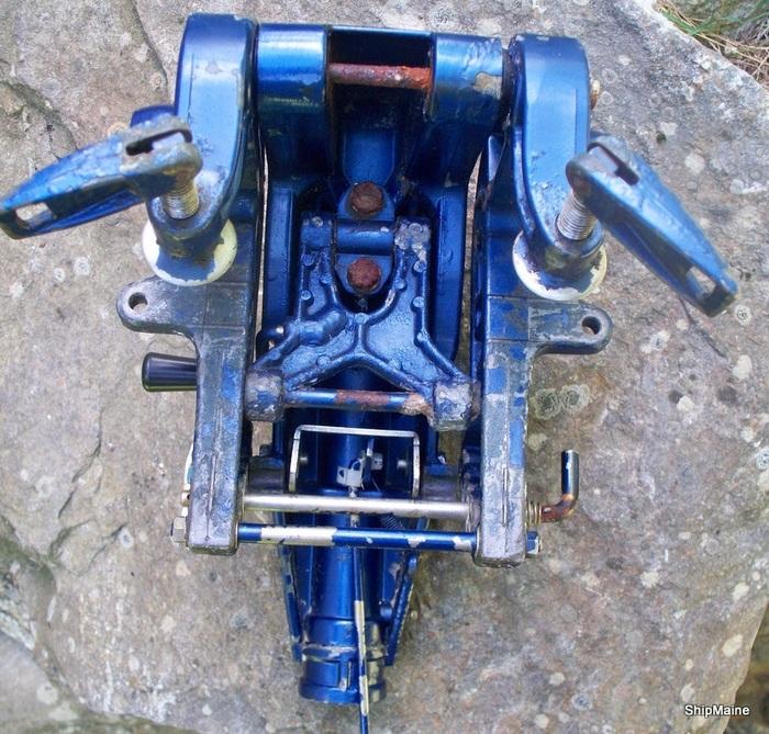 Pre 2002 Nissan 9 9 Ns9 9b2 Outboard Motor Swivel