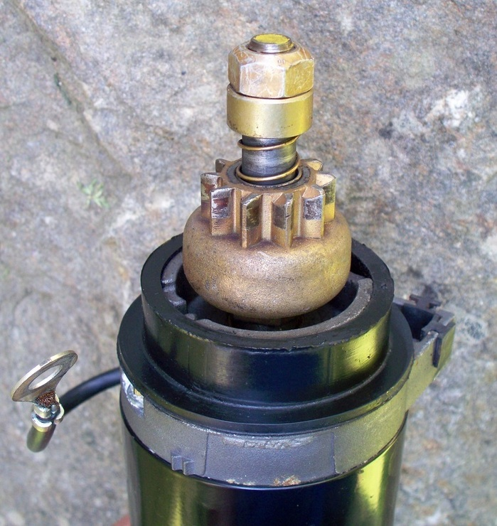 Mercury Mariner 50 60 70 Hp Outboard Motor Electric