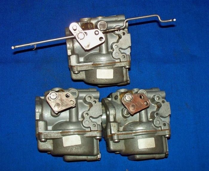 70 hp johnson outboard motor carburetor