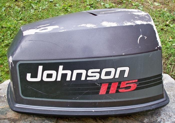 Johnson Outboard Motor 115 Hp