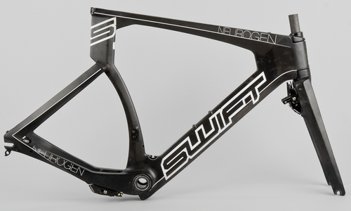 Swift Neurogen Time Trial Bike Frame Set 53 5cm Small Carbon Tt Aero Pf30 Ebay