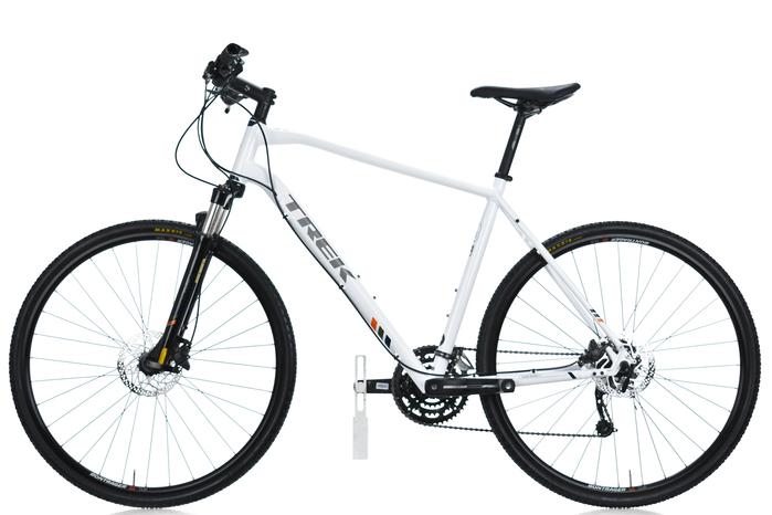 2016 trek 8 5 dual sport hybrid road mountain bike 22 5. Black Bedroom Furniture Sets. Home Design Ideas