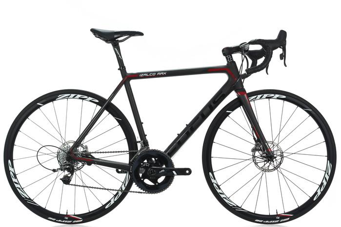 2016 Focus Izalco Max Disc Carbon Road Bike Medium 54cm Sram Red