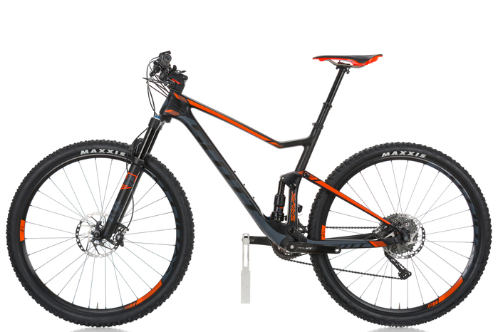 2017 Scott Spark 910 Carbon Mountain Bike Large 19