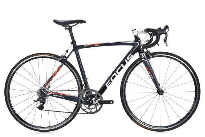 2012 Focus Izalco Pro 1.0 Carbon Road Bike 52cm Small