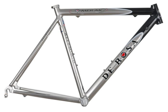 De Rosa Merak Alumino Road Bike Frame 53cm MEDIUM Aluminum | eBay