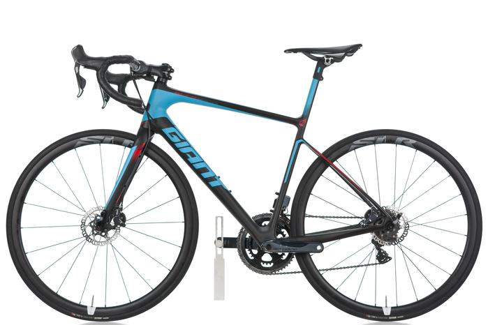 2015 giant defy advanced sl 0 carbon road bike medium 54cm shimano dura ace disc