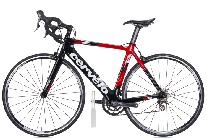 2013 Cervelo S2 Road Bike 54cm MEDIUM Carbon Aero Shimano