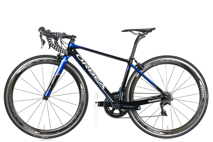 2017 Orbea Orca Omp Road Bike 47cm Xxs Carbon Shimano Dura Ace