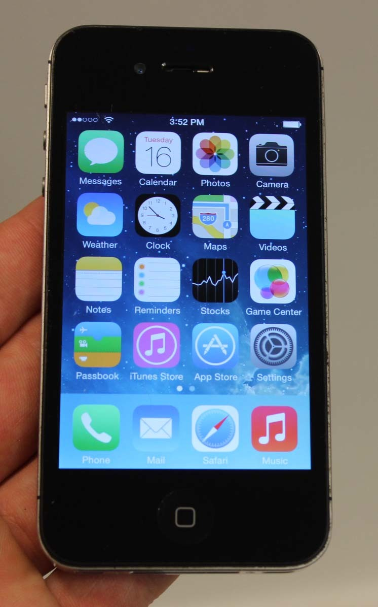 how to track an iphone free sprint apple iphone 4 8gb md146ll a 7 1 black bad esn 7125