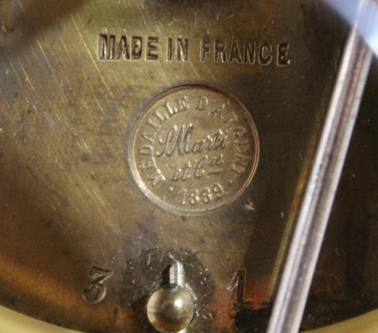 19thc Antique Gold Gilt Bronze Marble Amp Crystal Samuel