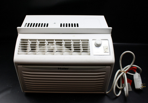 haier 5000 btu air conditioner window wall unit. Black Bedroom Furniture Sets. Home Design Ideas