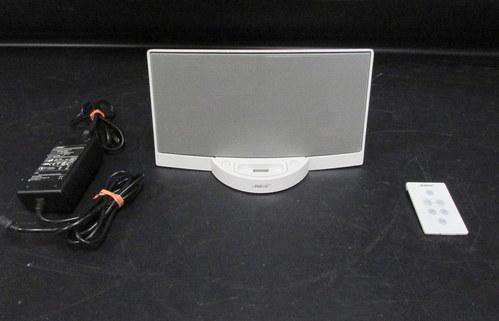 white bose sounddock ipod docking station power cord. Black Bedroom Furniture Sets. Home Design Ideas