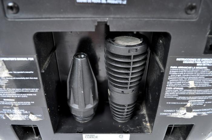 Task Force Tf2000 Electric Pressure Washer 2000psi Wash