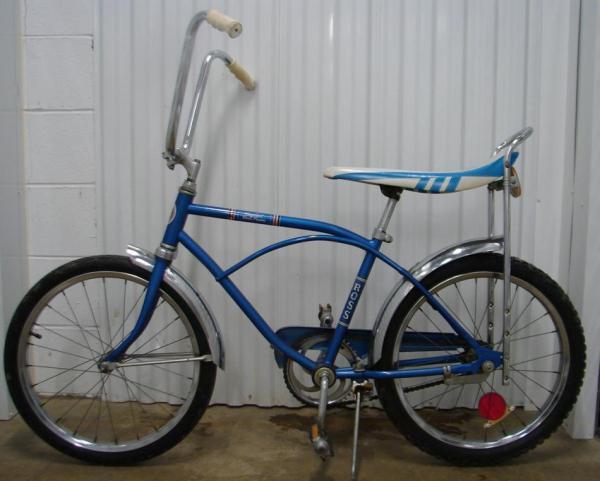 Vintage Banana Seat Bike 86