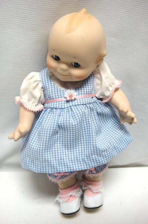 Pa Sales Tax >> Danbury Mint Kewpie Porcelain Collector Doll A/#031-001 | eBay