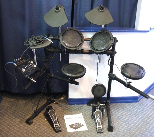 Digital drum e-ed001