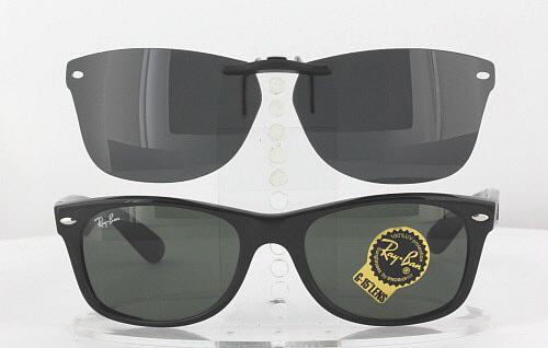 35f263f4f8 ... where to buy custom fit polarized clip on sunglasses for ray ban 2132  52x18 rayban rb2132
