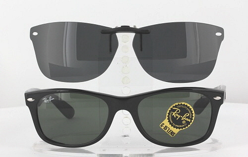 ray ban wayfarer clip on sunglasses