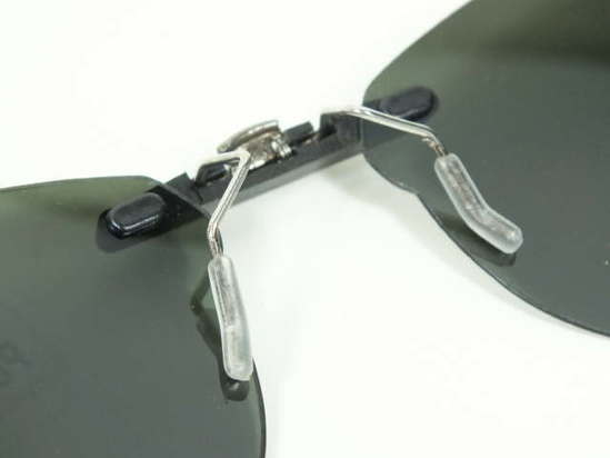 0978eb98d06 ... purchase custom fit polarized clip on sunglasses for ray ban 5254 54x18  rb5254 a4ed0 d5106