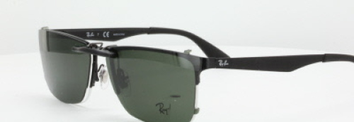 9820725b04a ... ireland custom fit polarized clip on sunglasses for ray ban rb6335  54x17 t rb 6335 15882