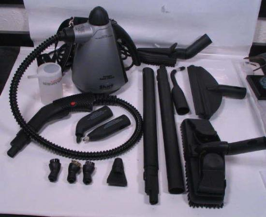 Shark Professional Portable Steam Cleaner Model Sc505 Ebay