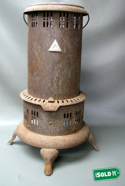 Vintage Perfection No 525m Kerosene Oil Burning Portable