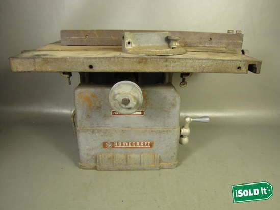 Vintage delta rockwell homecraft 10 table saw 8092 for 10 table saw motor