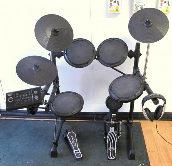 simmons sd5k electronic drum kit set. Black Bedroom Furniture Sets. Home Design Ideas