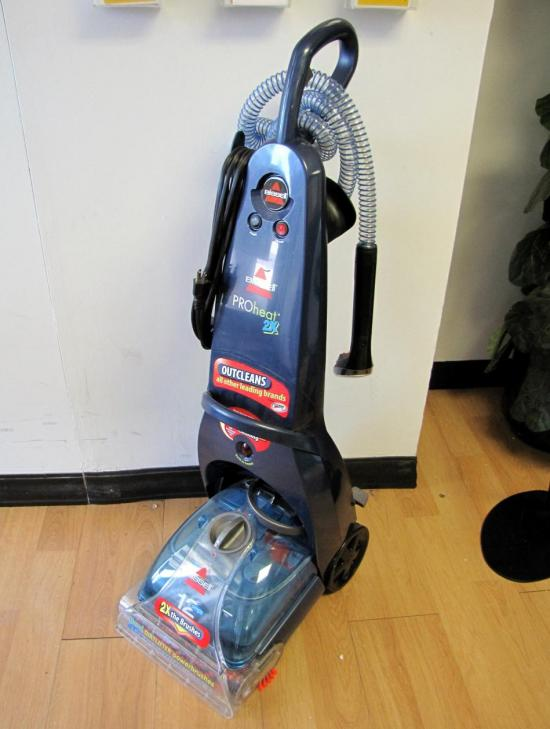 Bissell Pro Heat 2x Deep Carpet Cleaner Shampooer Vacuum