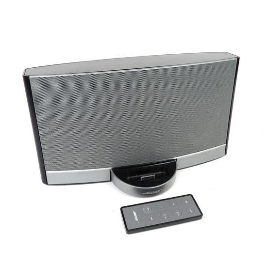 bose sound dock portable digital music system for ipod. Black Bedroom Furniture Sets. Home Design Ideas