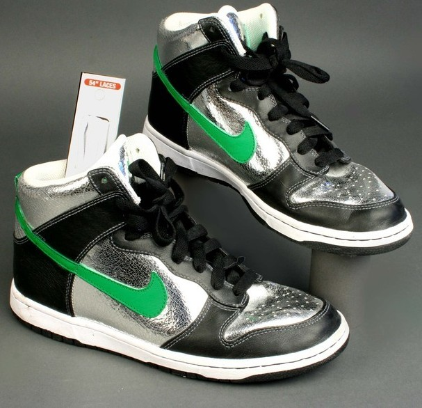 competitive price c5416 c3c41 nike dunks limited edition limited edition gunmetal nike dunks lukes lucky  shoes in step up 3 ...