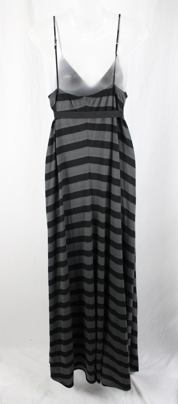 Eight sixty maxi dress stripe