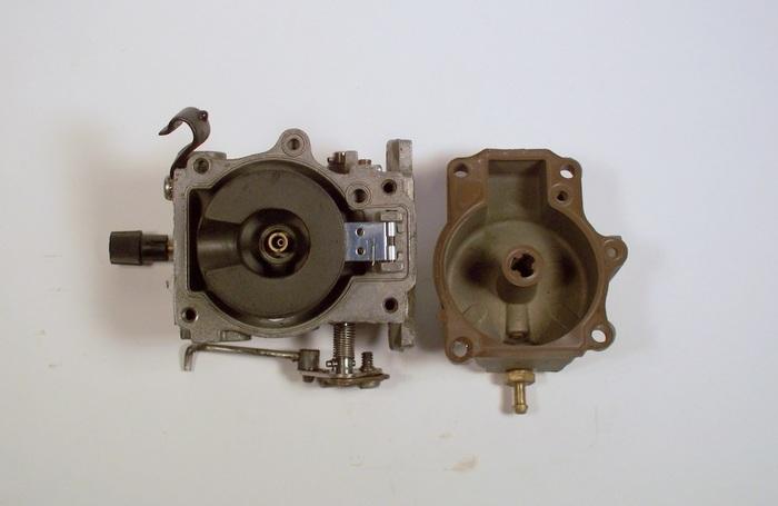 Johnson evinrude 20 25 hp outboard motor carburetor assy for Tracker outboard motor parts