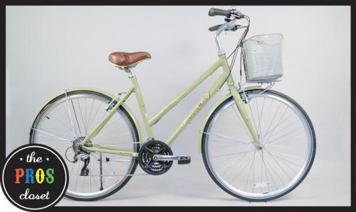 2011 Womens Trek Allant Townie Bike 20 Quot 700c 21 Speed