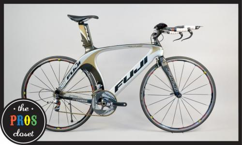 2009 Fuji D6 Pro Road Bike 53 cm Medium Time Trial ...