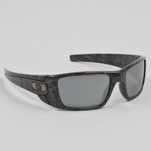 9ae677eac2 Oakley Fuel Cell Sunglasses Polished Black Frame Black Iridium Lens