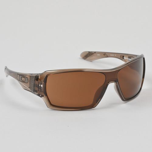 cb94d155441 Oakley Offshoot Sunglasses Brown Smoke Frame Dark Bronze Lens