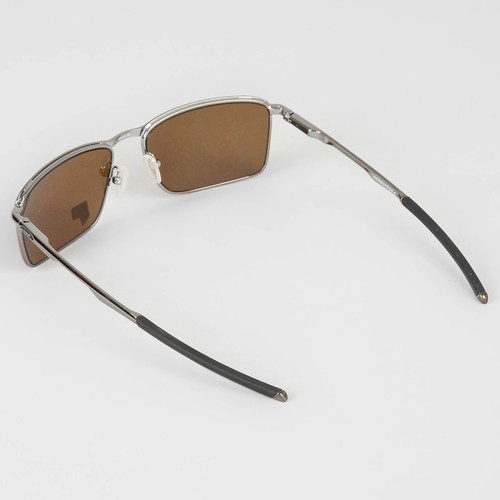 640a26a5b7 Oakley Conductor 6 Sunglasses Tungsten Frame w  Tungsten Iridium Polarized  Lens