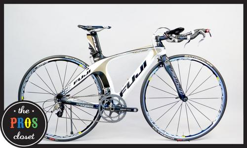 2010 Fuji D6 Time Trial Bike // 48 XXS Carbon Sram Force ...