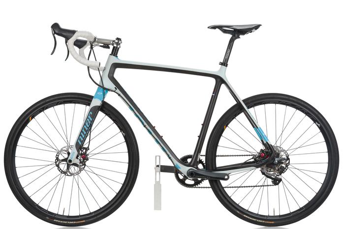 2015 Niner BSB RDO Cyclocross Bike 59cm X-LARGE Carbon