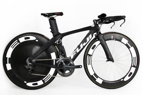 48cm Fuji D6 2.0 XS Women's Time Trial Triathlon Bike ...