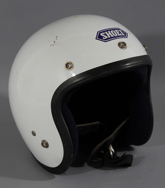 Are vintage shoei helmets for
